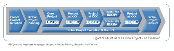 Structure of a global project